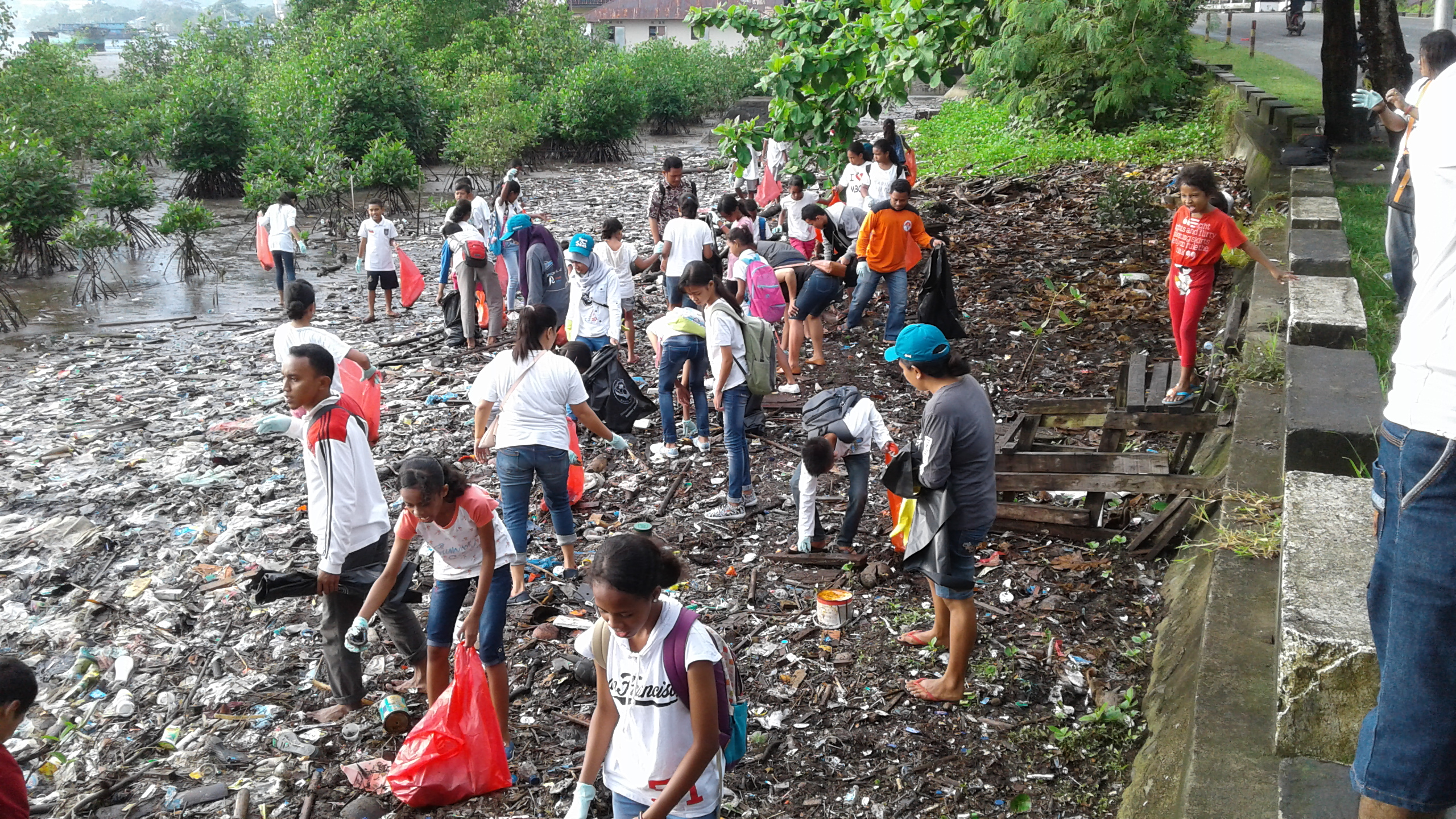 Clean Up Day 2017