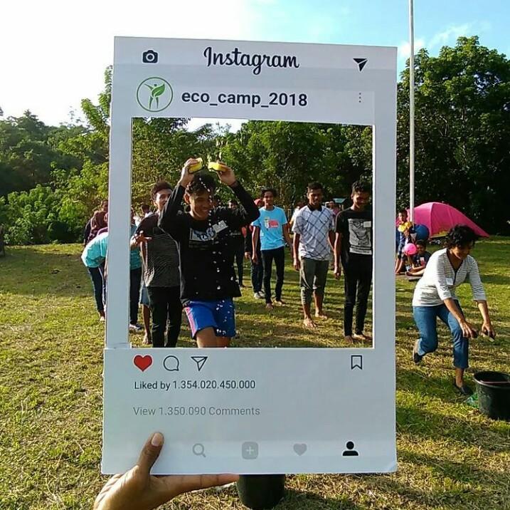 Eco Camp ke-2, 2018